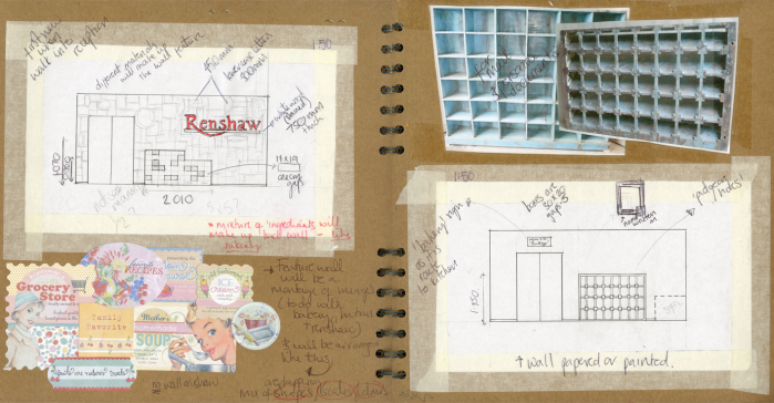 renshaw sketchbook 5